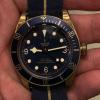 Tudor Black Bay Bronze Bucherer Edition